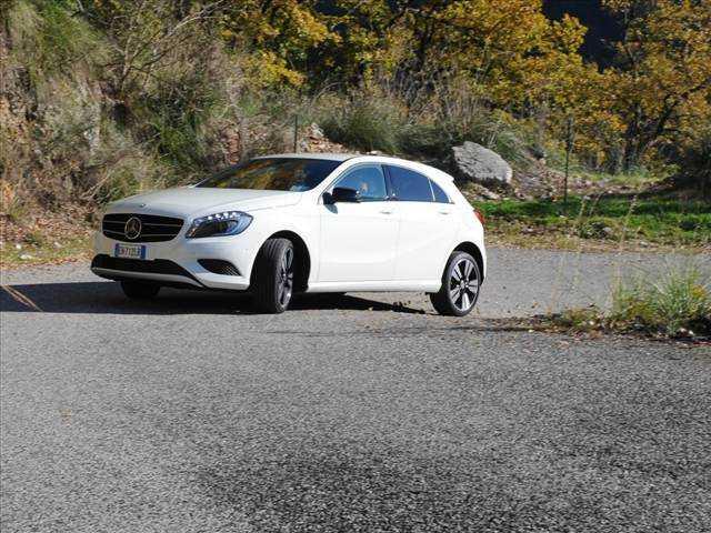 Mercedes A 180 cdi Sport