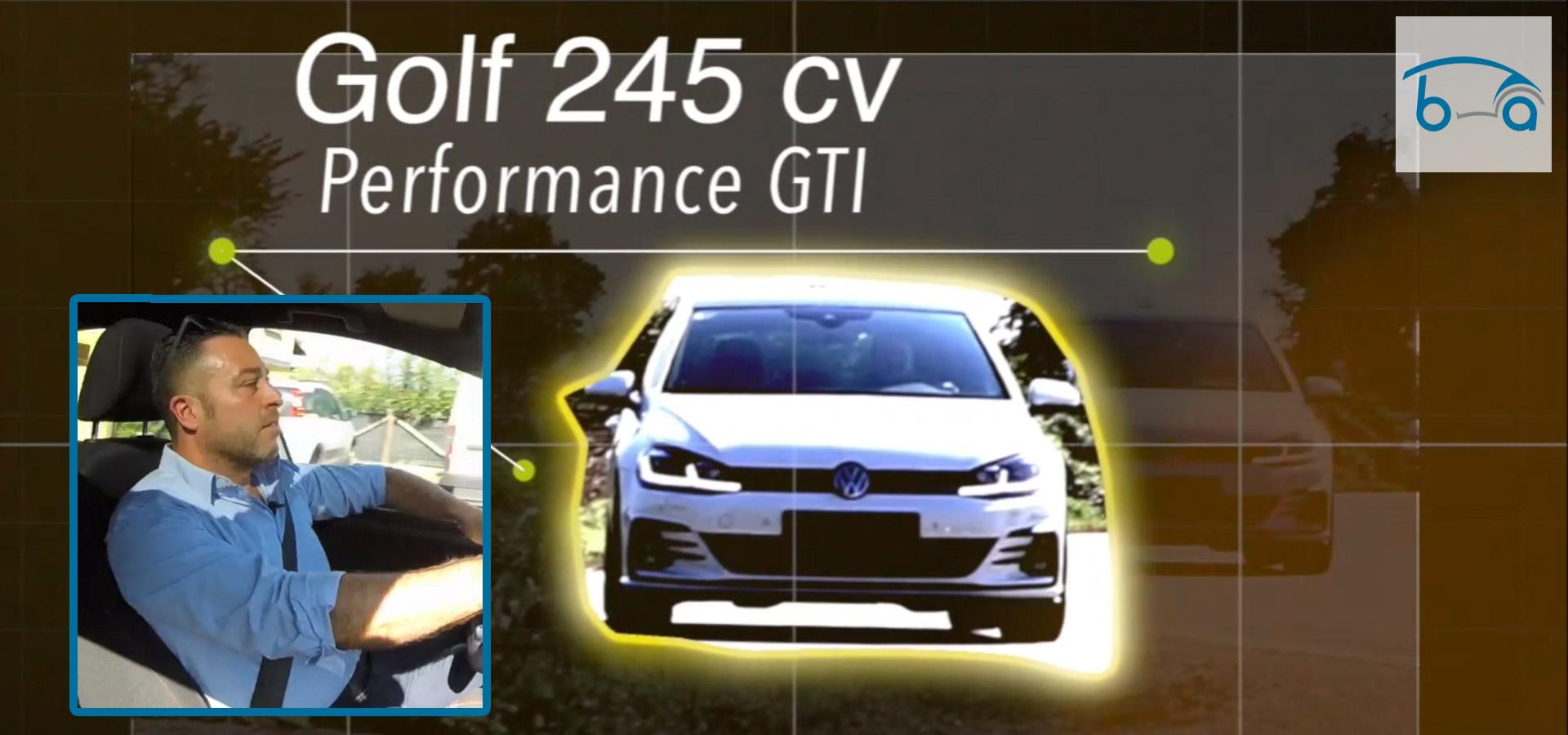 PROVA SU STRADA | Volkswagen Golf VII GTI 245 CV Performance DSG