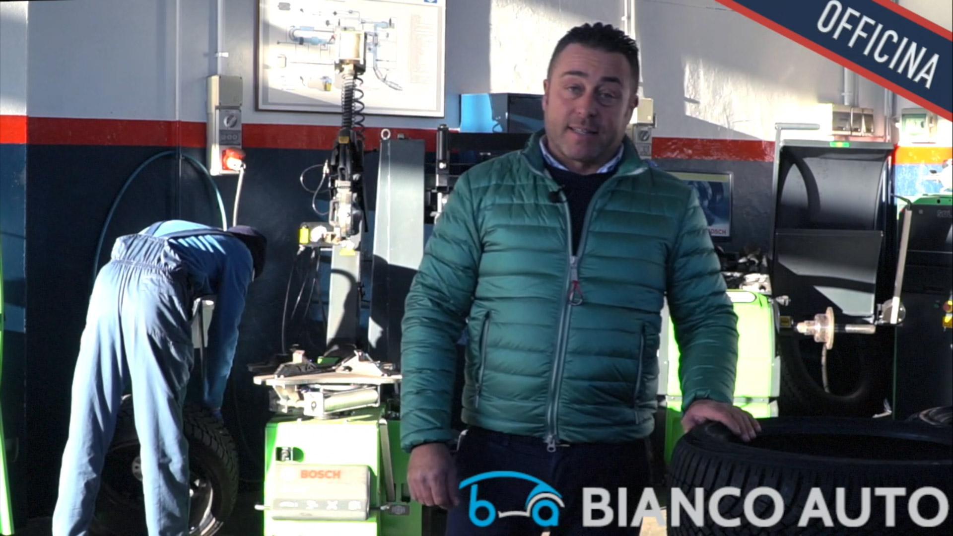 Officina Bosch Car Service – Pneumatici e cerchi