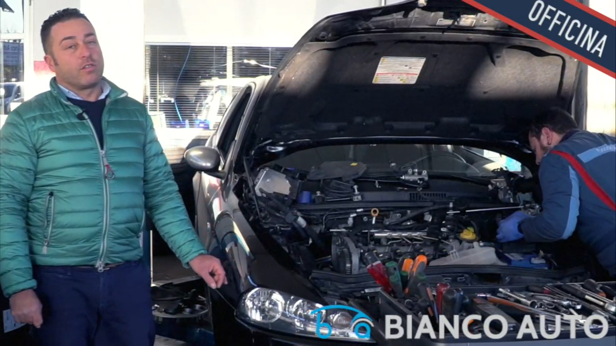 Officina Bosch Car Service – Cinghia di distribuzione